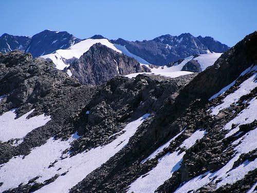 West part of Stubaier Alps