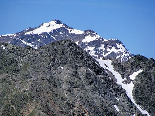 Stubaier summit