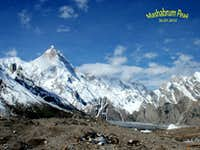 Mashabrum Peak