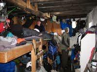 Hunkering Down in Camp Muir