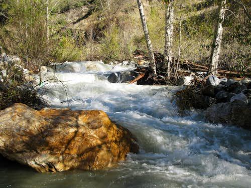 San Antonio Creek