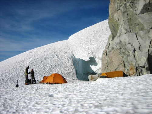 Inspiration Base Camp