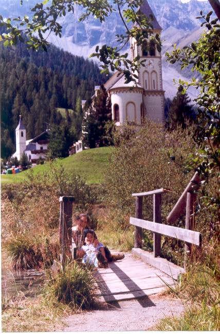 The little church in Solda