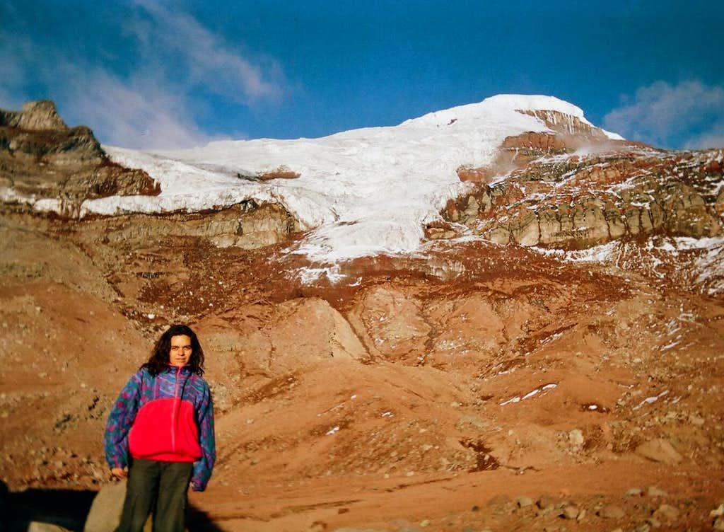 Chimborazo in 2000.
