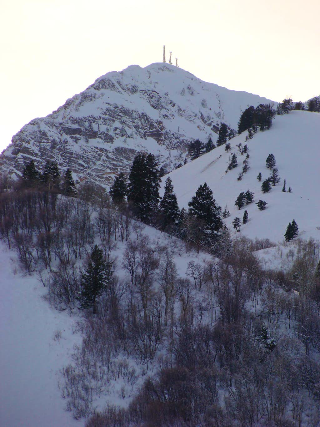 Mt. Ogden Summit