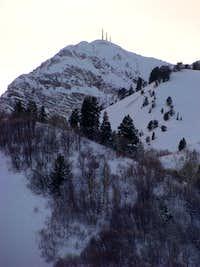 Mt. Ogden Summit