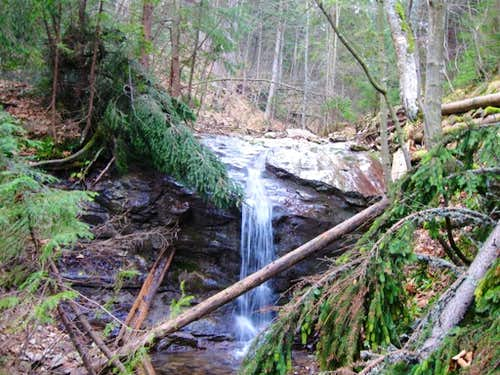 Stanikow waterfall