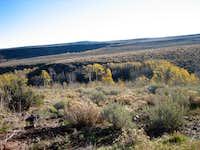 Idaho/Nevada Border