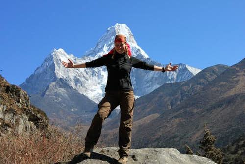 Fall in Khumbu