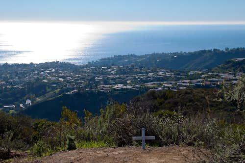 Temescal Ridge Overlook