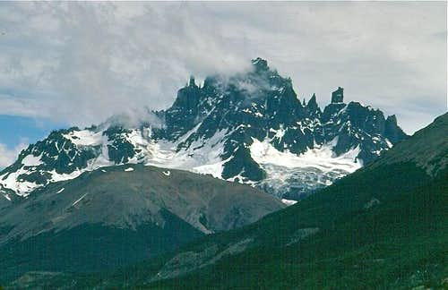 Cerro Castillo, Chile