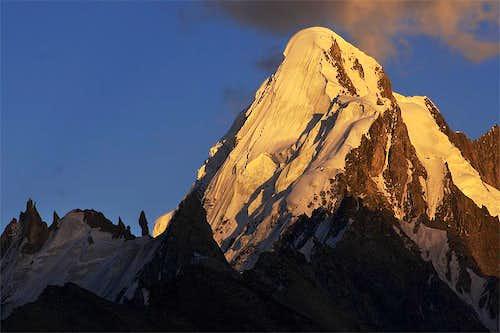 Rush Peak 5098m