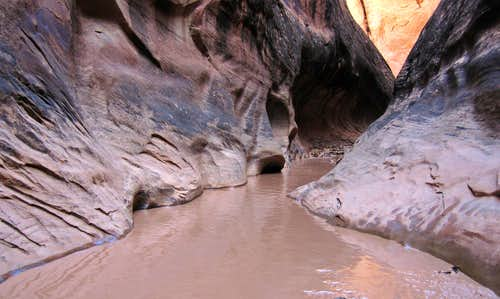 Halls Creek Narrows