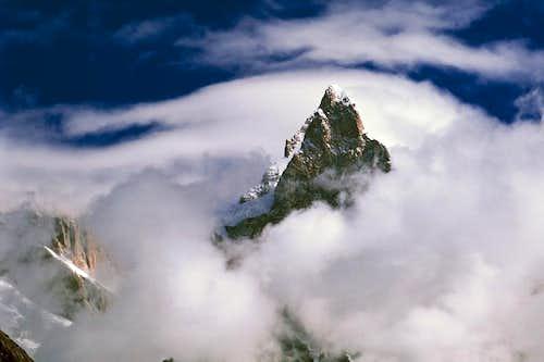 Baintha Brakk 7,285 m (ogre)