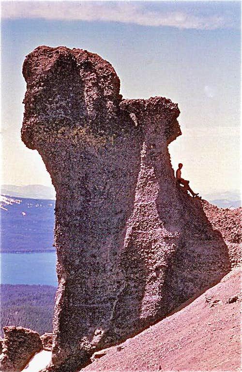 Mt. Thielsen dyke