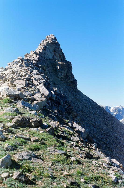 Summit Cone On White Rock Mountain   Photos  Diagrams