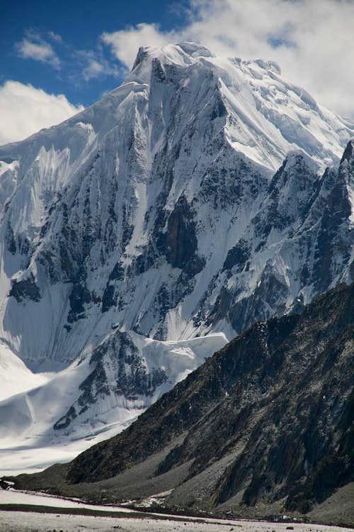 An Unnamed Peak Near Concordia, Karakoram, Pakistan