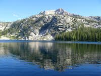 Glens Peak and Ardeth Lake