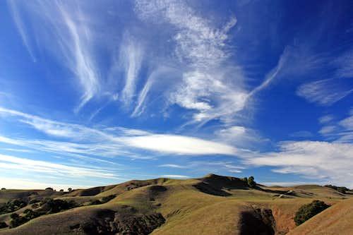 Briones Peak/Mott Peak
