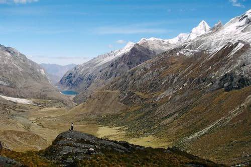 Views of Quebrada de Santa...