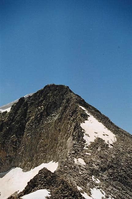The Perdiguero's ridge. July...