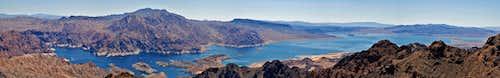 Lake Mead at the Narrows