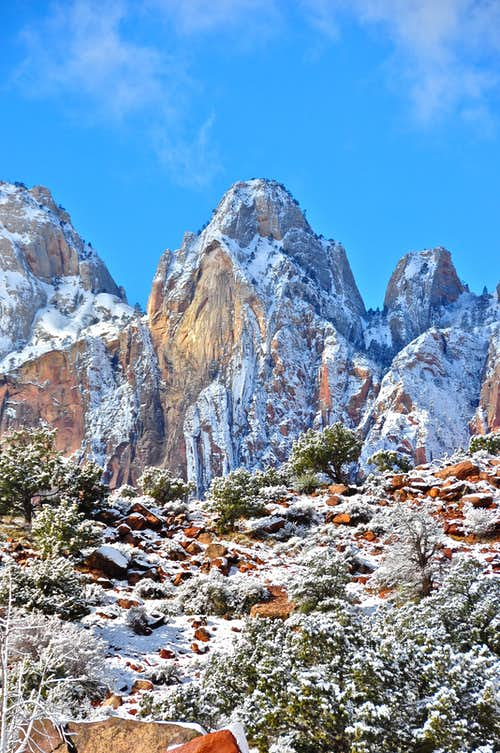 An Unnamed Peak