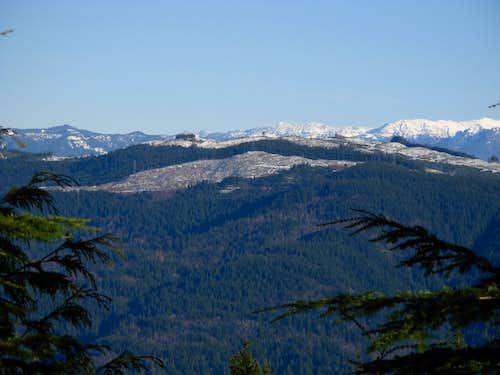 Whacme Mountain (Haner Mountain)