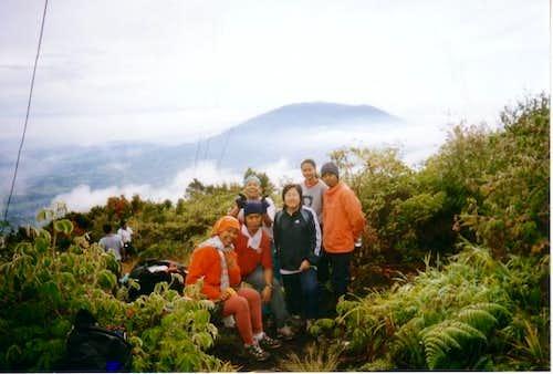 Singgalang Volcano
