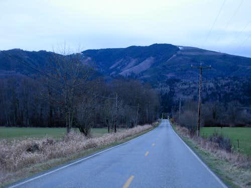 Big Foot Hill