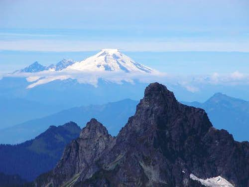 Here\'s Mt. Baker and White...