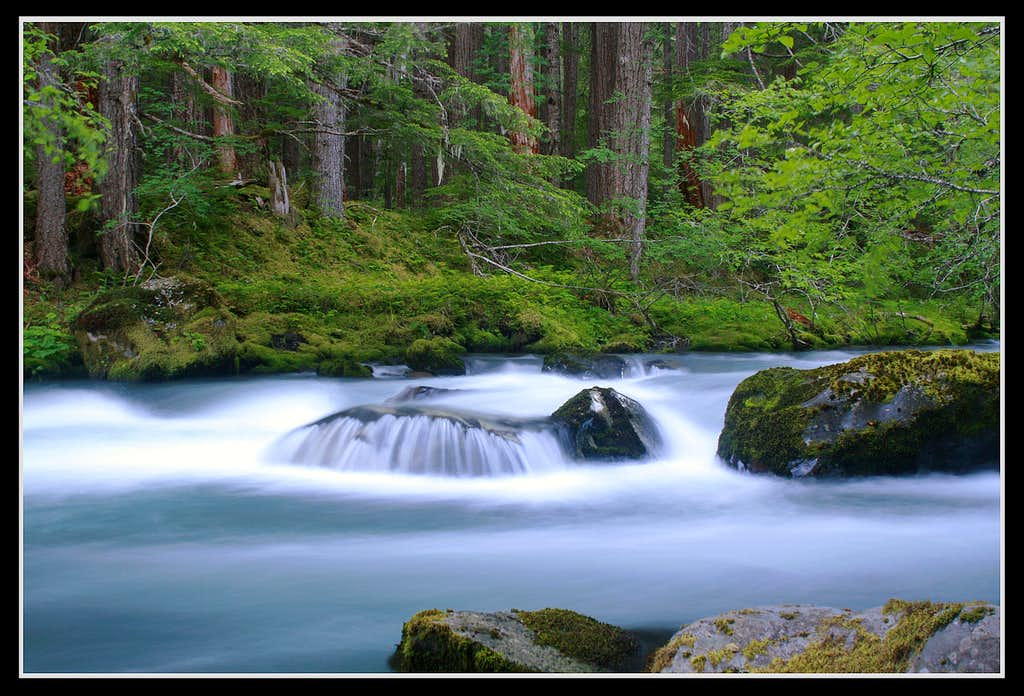 Dunganess River