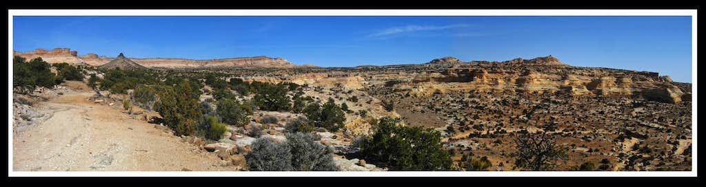 Segers Hole Canyon