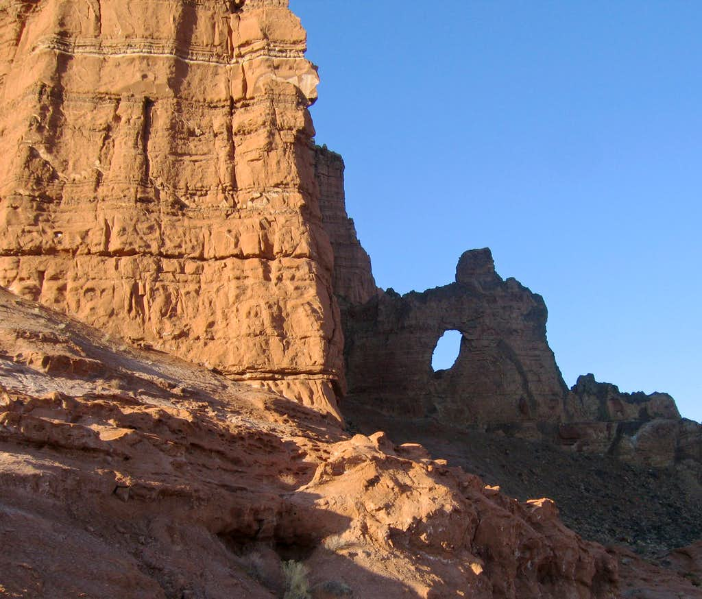 Black Dike Arch