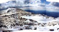 Mt. Monroe panorama in late...