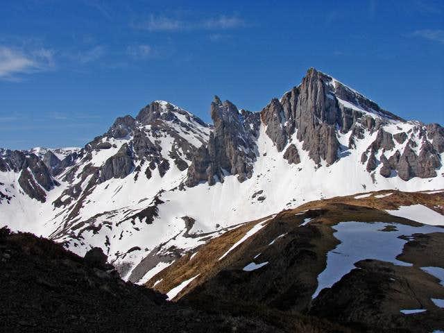 Sobarcal, Acherito, Aiguilles d'Ansabère, Petrechema