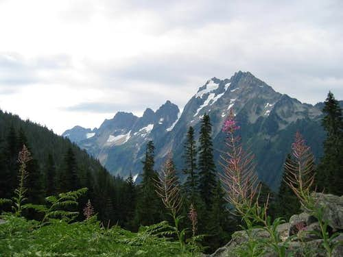 Johannesberg Mountain,...