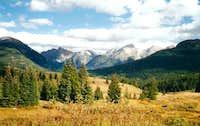 San Juan Range-SW Colorado