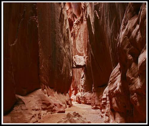 Bluejohn Canyon