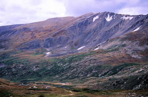 Fourteener alternative