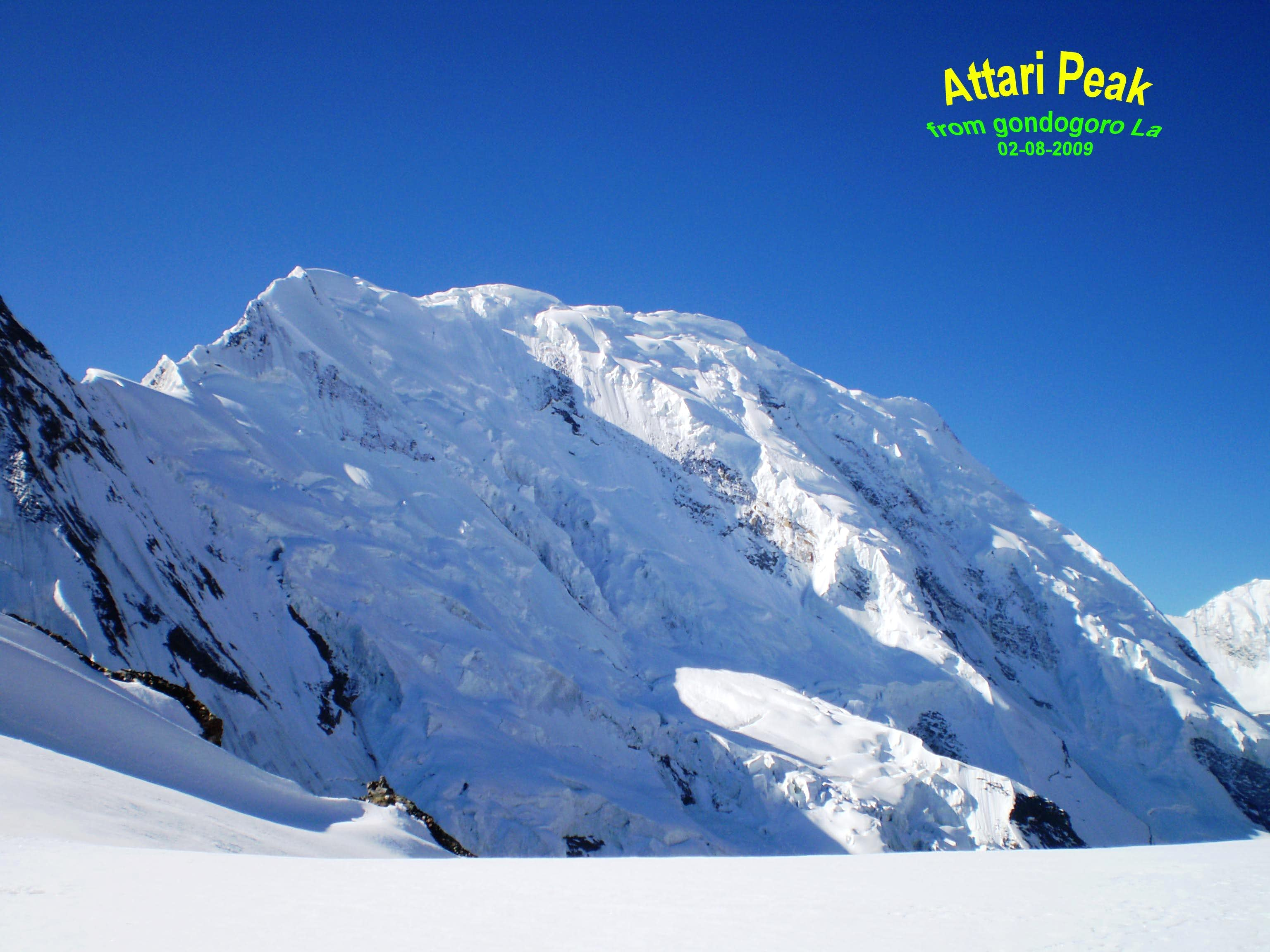 Attari Peak, Pakistan