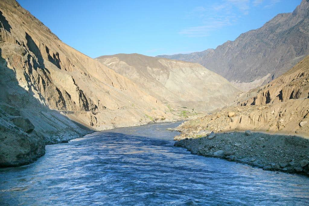 Indus River Moen jo daro,Pakistan[1024 × 683]