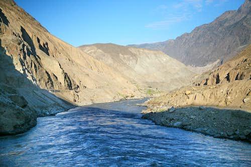 Indus River, Pakistan