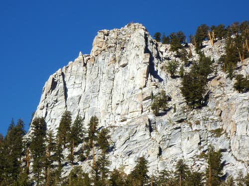 Golden Trout Crag