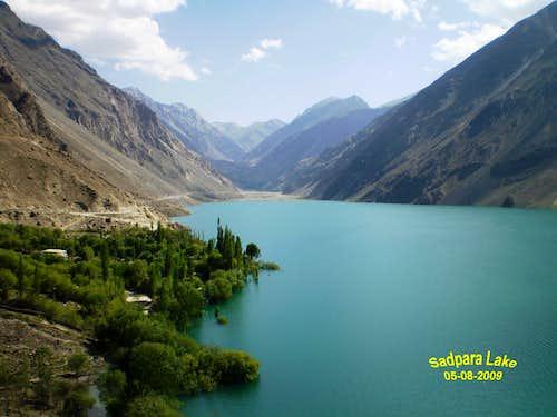 Sadpara Lake, Pakistan