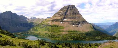 Bearhat Mountain Panorama...