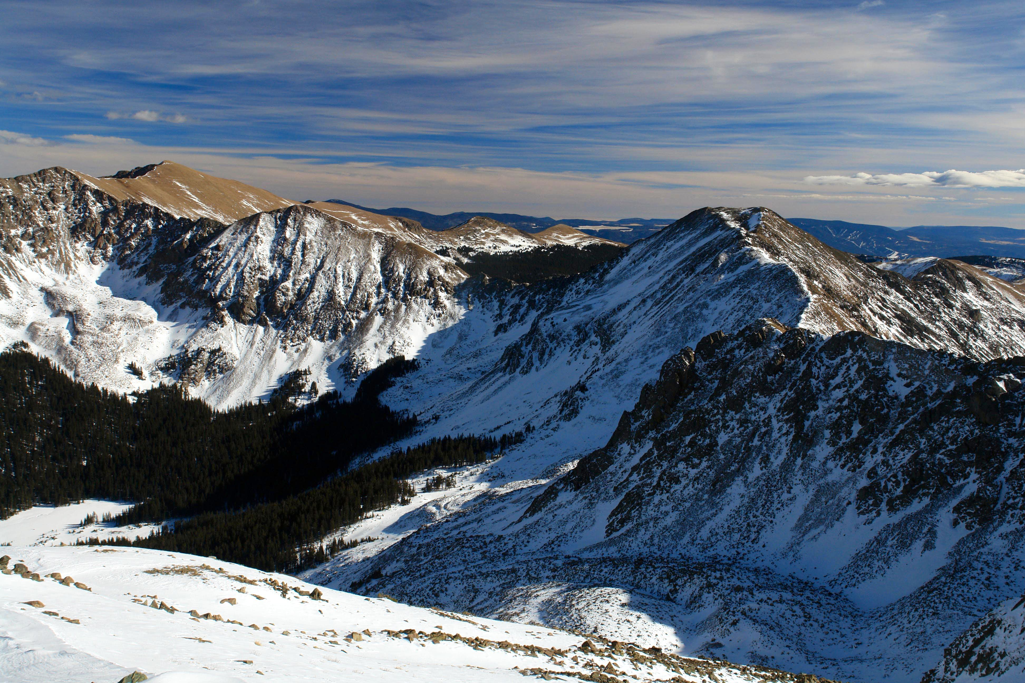 Kachina-Wheeler Peak Traverse