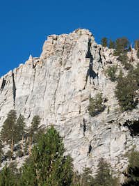 \'Fishstick Buttress\', (5.8R)