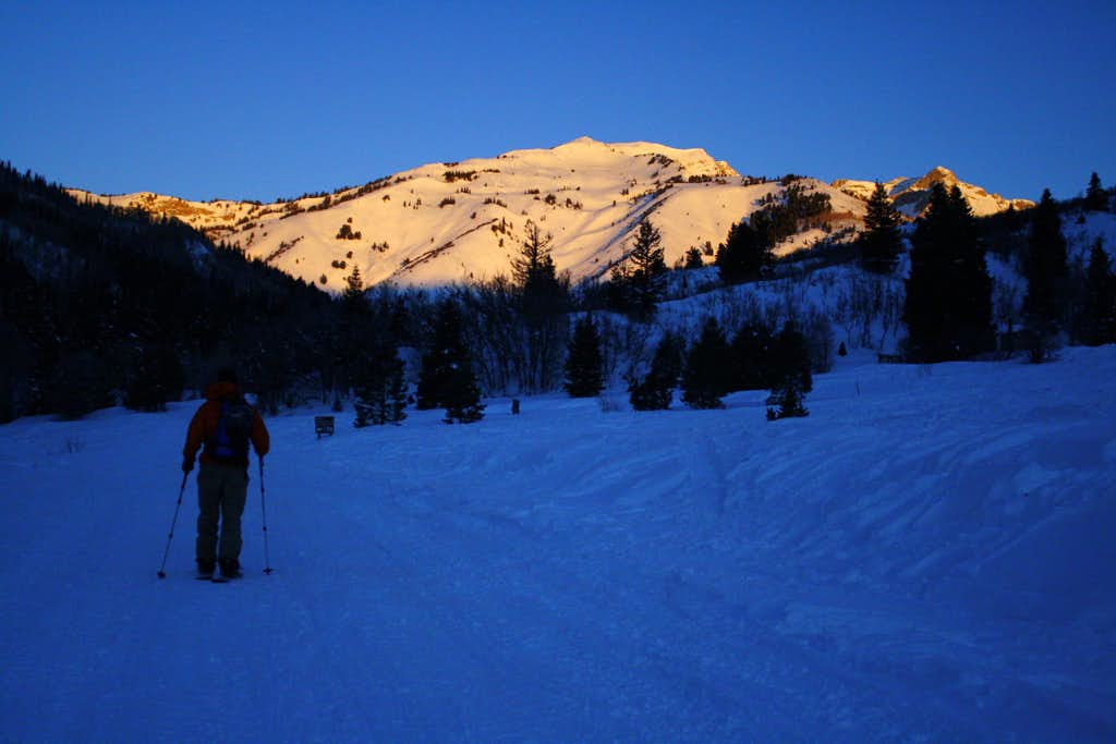 Skinning up to The 3 Temptations at 1st light