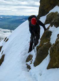 Crossing gullies 1